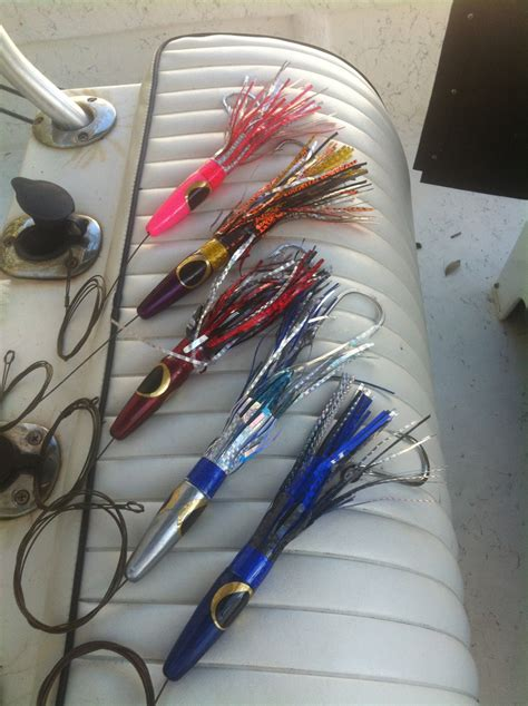 wahoo lures looking fishing feedback