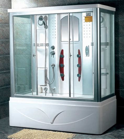 Steam Shower Enclosure by Luxury Steam Showers And Shower Enclosures New World