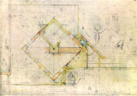 drawing architecture carlo scarpa