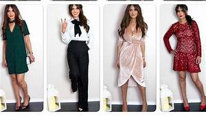 tenues de soiree pour etre la plus belle zara youtube With zara robe soirée