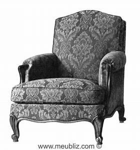 Fauteuil Design Confortable : fauteuil confortable louis xv meuble de style ~ Teatrodelosmanantiales.com Idées de Décoration