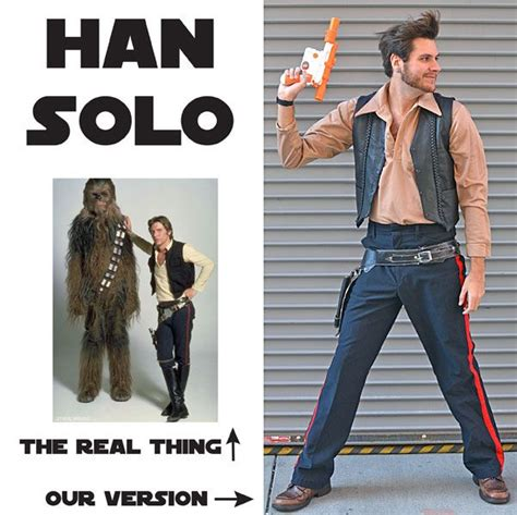 17 Best images about halloween on Pinterest | Han solo costume Halloween and Princess leia
