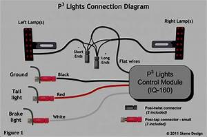 Led Tail Lights Wiring Diagram