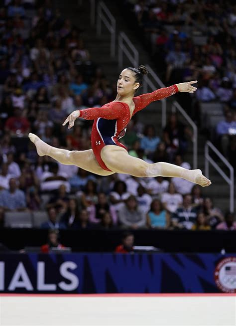 Aly Raisman Floor Routine by Olympic Gold Medalist Aly Raisman The Impossible Floor
