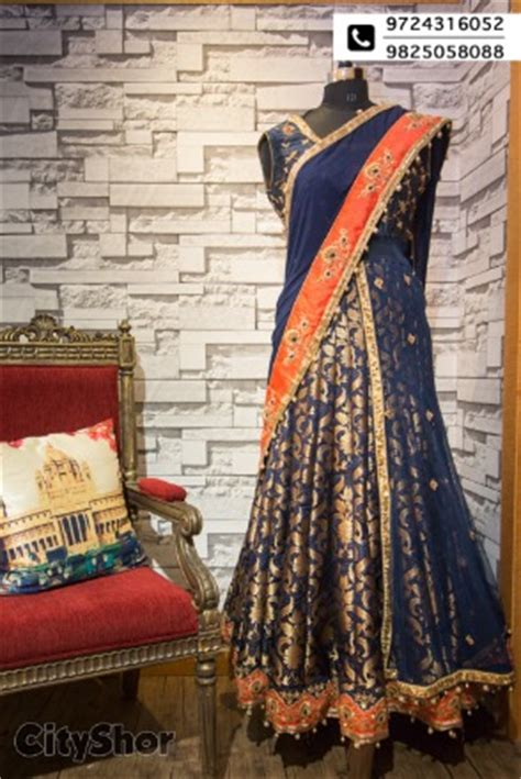wear  summer hues crafted  aryans designer studio
