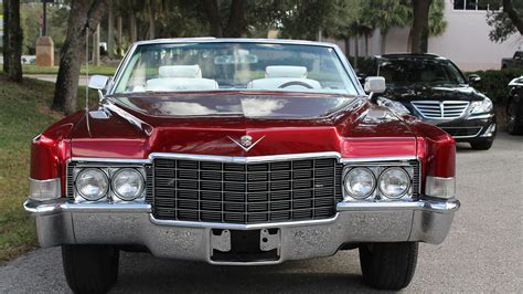 Cadillac Deville Convertible Kissimmee