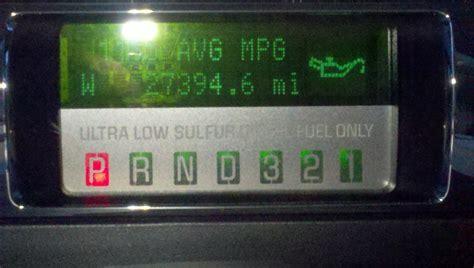 oil light ford powerstroke diesel forum