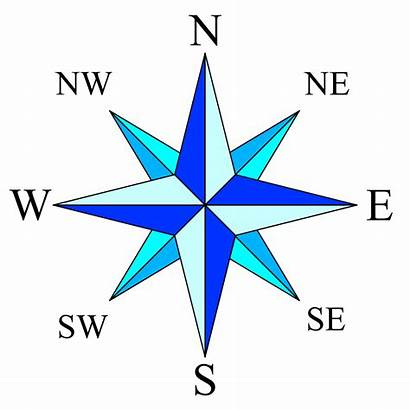 Compass Rose Draw Clipartmag