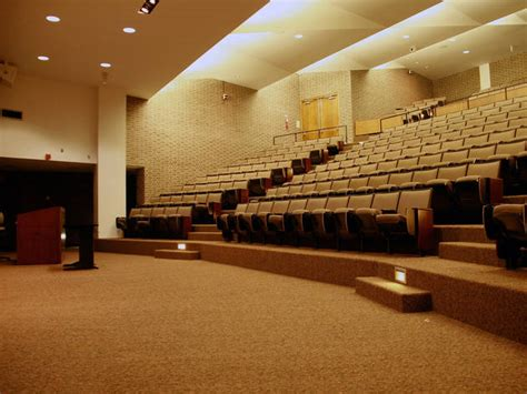 loyola university galvin auditorium