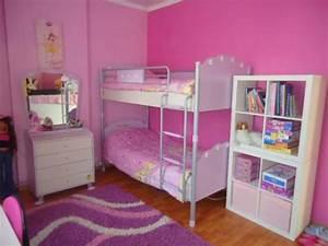 Chambre De Fille De 8 Ans : la chambre fille photo 1 3 ~ Teatrodelosmanantiales.com Idées de Décoration