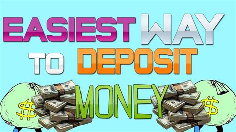 How To Deposit Money! Atm Locations Not