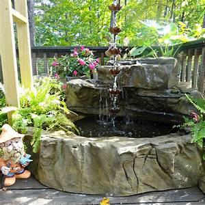 Pool Waterfall Kit Design HomesFeed