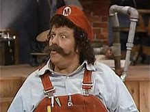 Image result for Live action Mario