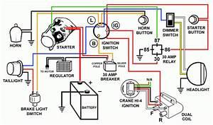 Harley Evo Chopper Wiring Diagram