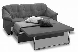 Couch Mit Federkern : 3er sofa mit schlaffunktion creme mit federkern ~ Michelbontemps.com Haus und Dekorationen