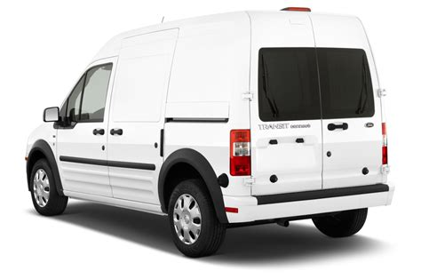 2012 Ford Transit Connect Reviews And Rating