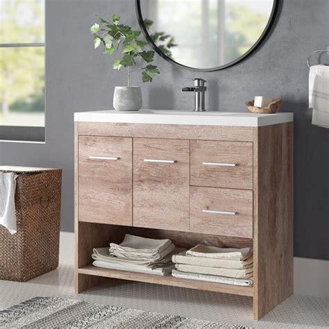 union rustic kirby  single bathroom vanity set