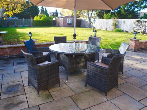melbourne outdoor patio furniture dining table and