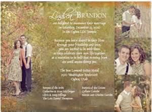lds wedding invitations lds wedding invitation wording lds wedding planner