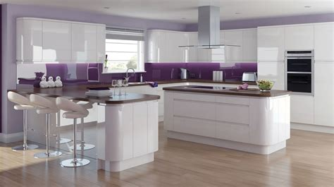 glossy white kitchen essential collection gallery showroom
