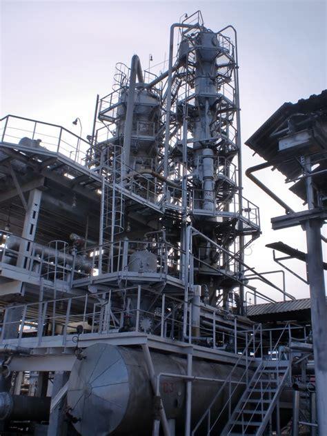 Производство метанола Технология получения метанола и формальдегида