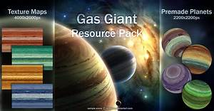Gas Giant Texture Map (page 3) - Pics about space