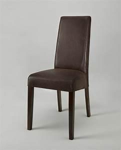master sejours chaises de salle a manger chaise marron With meuble salle À manger avec chaise promotion
