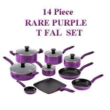 fal  pc cookware set rare purple set extras  sale  altenwald pennsylvania
