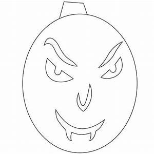 Halloween: calabazas para colorear - Guía de MANUALIDADES