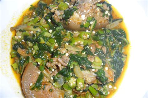 how to cook okra how to cook nigerian okra soup youtube