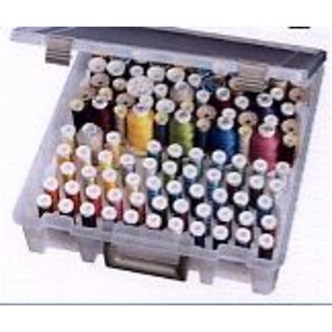boite de rangement pour bobines de fil 224 bobines de 20