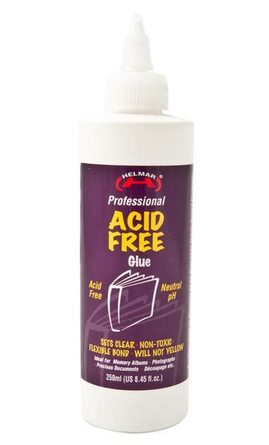 helmar acid  book binding glue cavalier art supplies