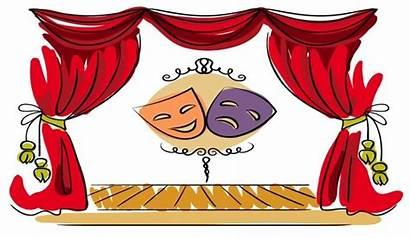 Drama Club Middle Theater Theatre Masks Start