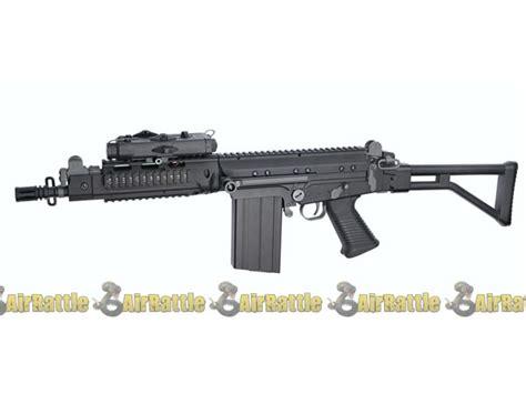 Dsa Sa58 Osw Ris Full Metal Asg Proline Electric Airsoft Rifle