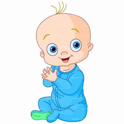 Clipart Newborn Clip Boy Cliparts Clipartmag