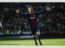 Gol de Messi desde la tribuna en clásico Real Madrid 03