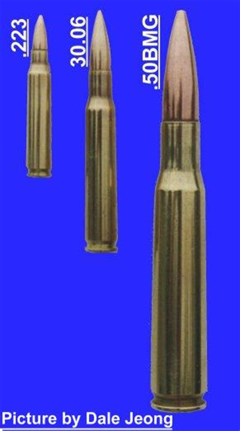 50 Bmg Bullet Weight by 50 Cal Bmg
