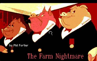 Farm Nightmare Archive Fortier Phil