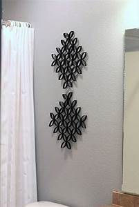 30 homemade toilet paper roll art ideas for your wall With toilet paper roll wall art