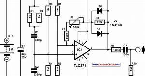 Mini Audio Signal Generator
