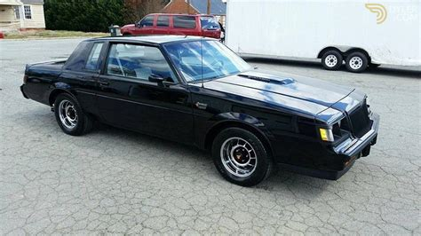 1987 Grand National For Sale by Classic 1987 Buick Grand National For Sale 4697 Dyler