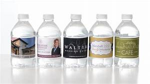 business advertising 100 custom water bottle labels your With customize water bottle labels
