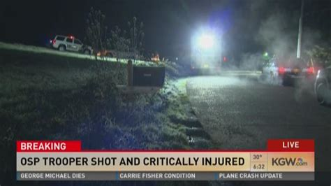 kgw friday night lights osp trooper shot and critically injured kgw com