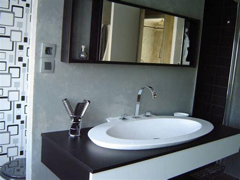 meuble vasque photo 6 8 meubles de salle de bain sur le mur de