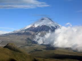 Famous Landmarks Ecuador Volcano
