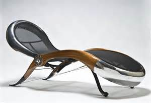 modern furniture design artistic aviator chair vuing - Designer Relaxliege