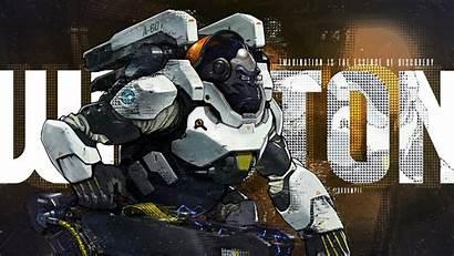 Winston Overwatch Desktop Background Wallpapers General