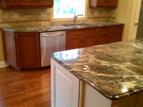 green granite countertops kitchen rainforest green marble kitchen countertops 3990