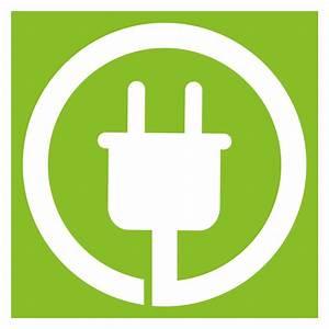 Prise Recharge Voiture Électrique : picto prise lectrique pour recharge voituregamme de panneaux d veloppement durable et conomies ~ Dode.kayakingforconservation.com Idées de Décoration