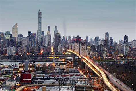 432 Park Ave And Queens Bridge Places In New York